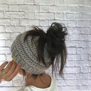 Ponytail Beanie photo review