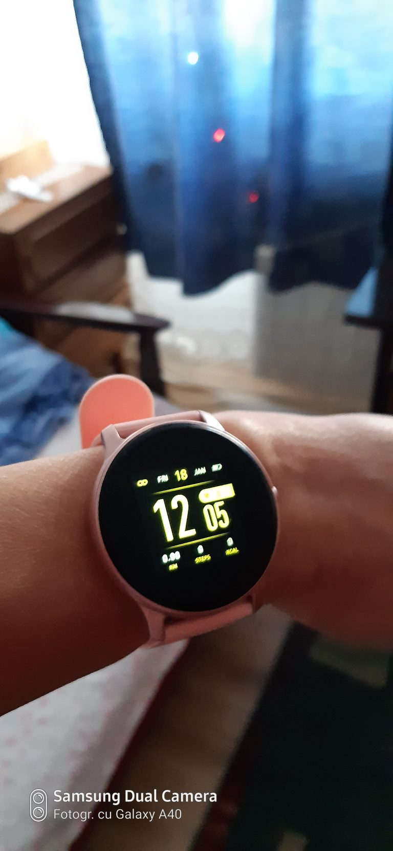 Smart watch Timezy photo review